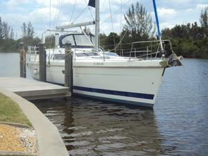 Used Hunter Passage 450 Center Cockpit Sailboat For Sale