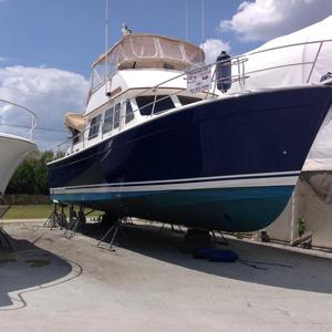 Used Sabreline 47 Motor Yacht Aft Cabin Boat For Sale