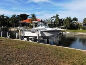 Used Grady-White 272 Cuddy Cabin Boat For Sale