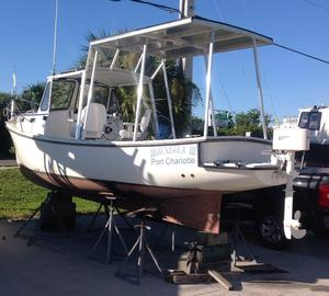 Used Atlas Boat Works 24 Electric Cruiser Other Boat For Sale