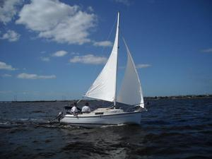 Used Com-Pac Legacy Cruiser Sailboat For Sale
