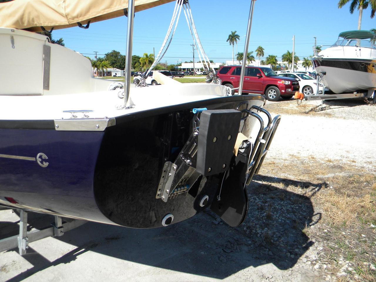 2018 Used Com-Pac Sun Cat Daysailer Sailboat For Sale