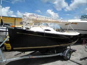 Used Com-Pac Sunday Cat Cruiser Sailboat For Sale