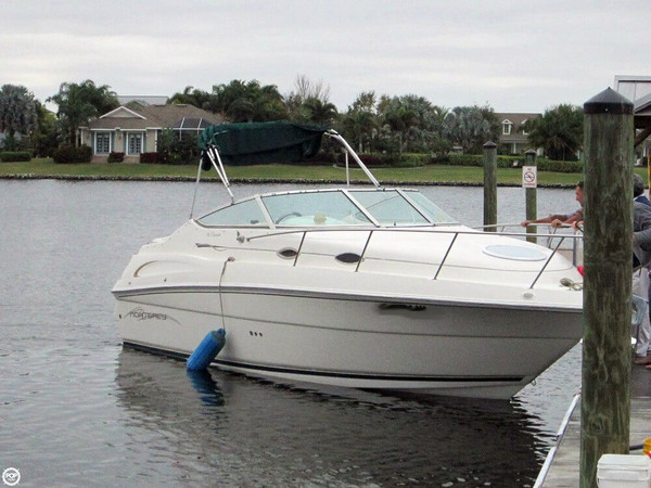 Used Monterey 242 Cruiser Express Cruiser Boat For Sale
