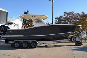 New Scout 300lxf Center Console Fishing Boat For Sale