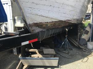 Used Trailer Triple Axle Triple Axle Other Boat For Sale