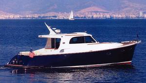 New Rockharbour 42 Sedan Downeast Fishing Boat For Sale