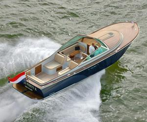 New Long Island 40 Runabout Express Cruiser Boat For Sale
