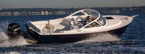 New Vanquish Boats Bristol Harbor 23 Cuddy Cruiser Boat For Sale