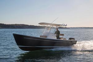 New Vanquish Bristol Harbor 21 Center Console Fishing Boat For Sale
