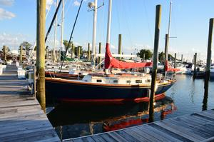 Used Bristol 40 Yawl Sailboat For Sale