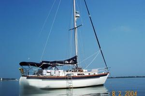 Used Slocum 43 Cruiser Sailboat For Sale