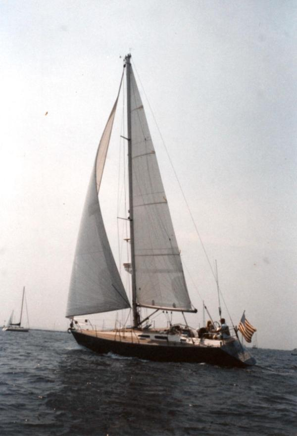 Used Sweden Yachts 36 Cruiser Sailboat For Sale