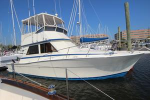 Used Viking Sport Cruisers Convertible Fishing Boat For Sale