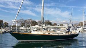 Used Alden 50 Cruiser Sailboat For Sale