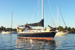 Used Freedom Yachts 38 Cruiser Sailboat For Sale