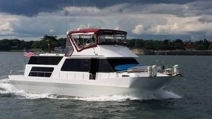 Used Holiday Mansion Coastal Commander Cruiser Boat For Sale