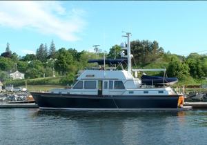 Used Lyman-Morse Hunt Custom Motoryacht Motor Yacht For Sale