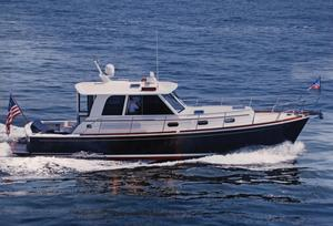 Used Grand Banks 39 Eastbay SX Motor Yacht For Sale
