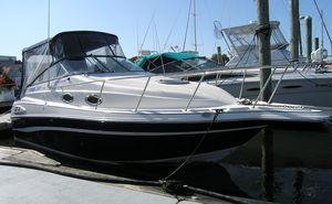 Used Ebbtide 2600 DC Express Cruiser Boat For Sale