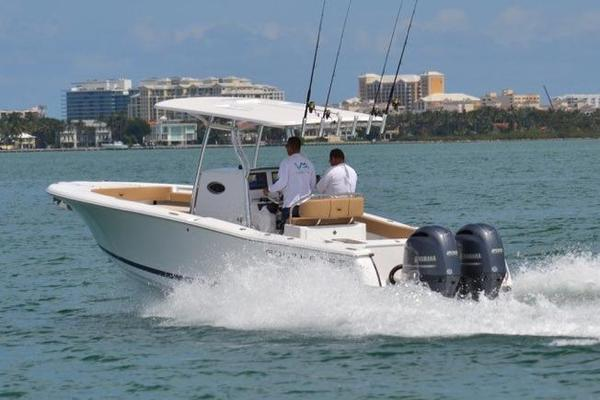 New Southport 272 FE Center Console Fishing Boat For Sale