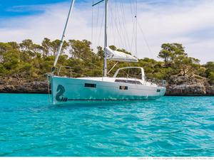 New Beneteau Oceanis 41.1 Daysailer Sailboat For Sale