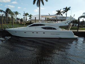 Used Ferretti Yachts Sedan Bridge Motor Yacht For Sale