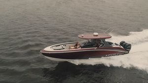 Used Mystic Powerboats M4200 Center Console Fishing Boat For Sale