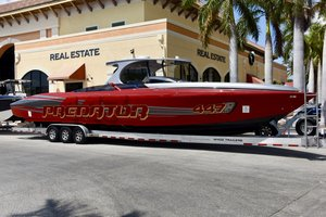 New Predator 447 Other Boat For Sale