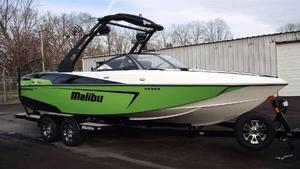 Used Malibu 23 LSV Wakesetter High Performance Boat For Sale