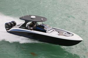 New Mystic Powerboats M3800 Center Console Fishing Boat For Sale