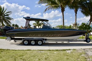 New Predator 347ss Center Console Fishing Boat For Sale