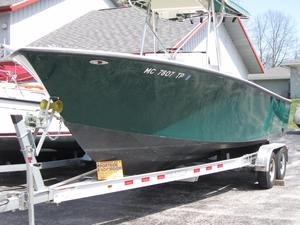 Used Sea Craft 23 Center Console Center Console Fishing Boat For Sale