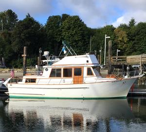 Used Chb Trawler Boat For Sale