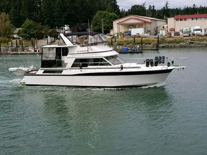 Used Camargue 48 CPMY Motor Yacht For Sale