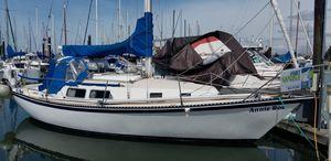 Used Newport 28 Sloop Sailboat For Sale