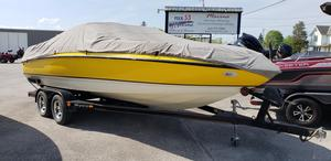 Used Bryant 214 Bowrider Boat For Sale