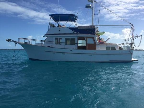 Used Albin Trawler Boat For Sale