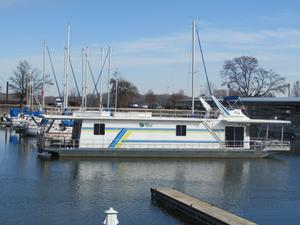 Used Sumerset 16x70 House Boat For Sale