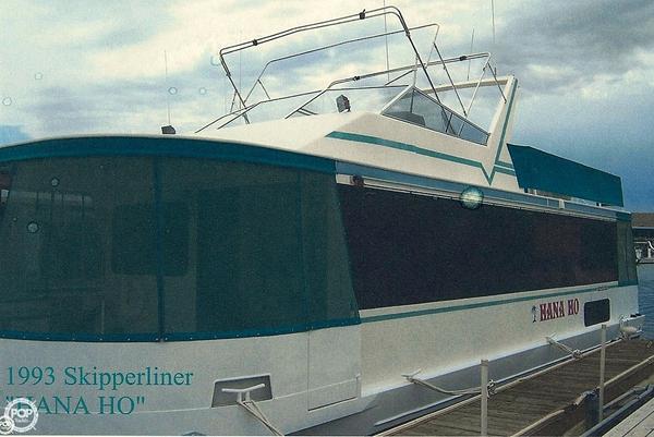 Used Skipperliner 48 House Boat For Sale