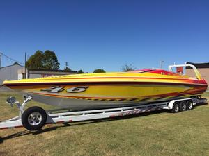 Used Sonic Usa Sonic 45SS High Performance Boat For Sale