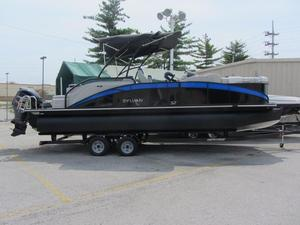 Used Sylvan Extreme S3 Tri-toon Pontoon Boat For Sale