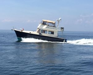 Used Mainship 43 Trawler Flybridge Boat For Sale