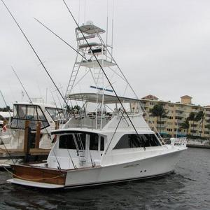 Used Ocean Supersport Sports Fishing Boat For Sale