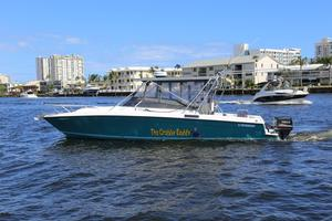 Used Contender 35 Side Console Cruiser Boat For Sale