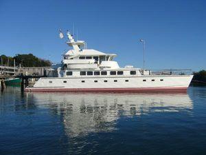 Used Advanced Marine Power Catamaran Boat For Sale