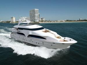 New President Triple Deck Mega Yacht For Sale