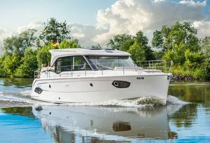 New Bavaria E40 Sedan Troller Fishing Boat For Sale
