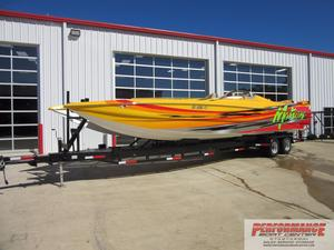 Used Motion 35XP High Performance Boat For Sale