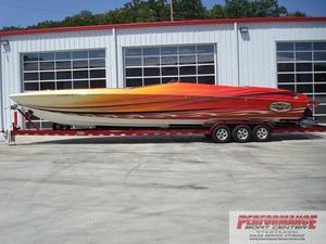 Used Outerlimits 42 Legacy High Performance Boat For Sale